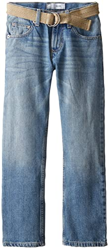 Lee-Big-Boys-Dungarees-Belted-Slim-Fit-Straight-Leg-Jean