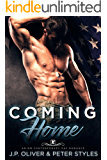 Coming Home: An M/M Contemporary Gay Romance (Finding Shore Book 1) (English Edition)