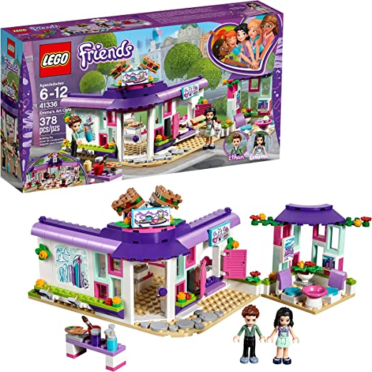 Educational Toys Lego Friends Art Emma Summer Girls For New Building 210  842