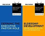 Backstage Pastors Series - Bringing Vision Into Reality (2 Book Series)