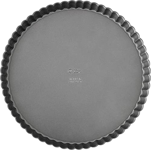 Wilton-Excelle-Elite-Non-Stick-Tart-&-Quiche-Pan-with-Removable-Bottom