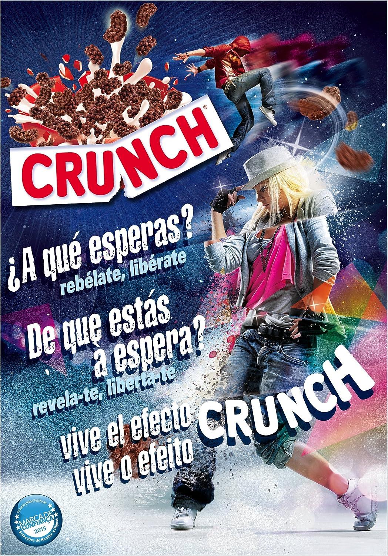Cereales Nestlé Crunch Cereales de trigo, arroz y maíz tostados ...