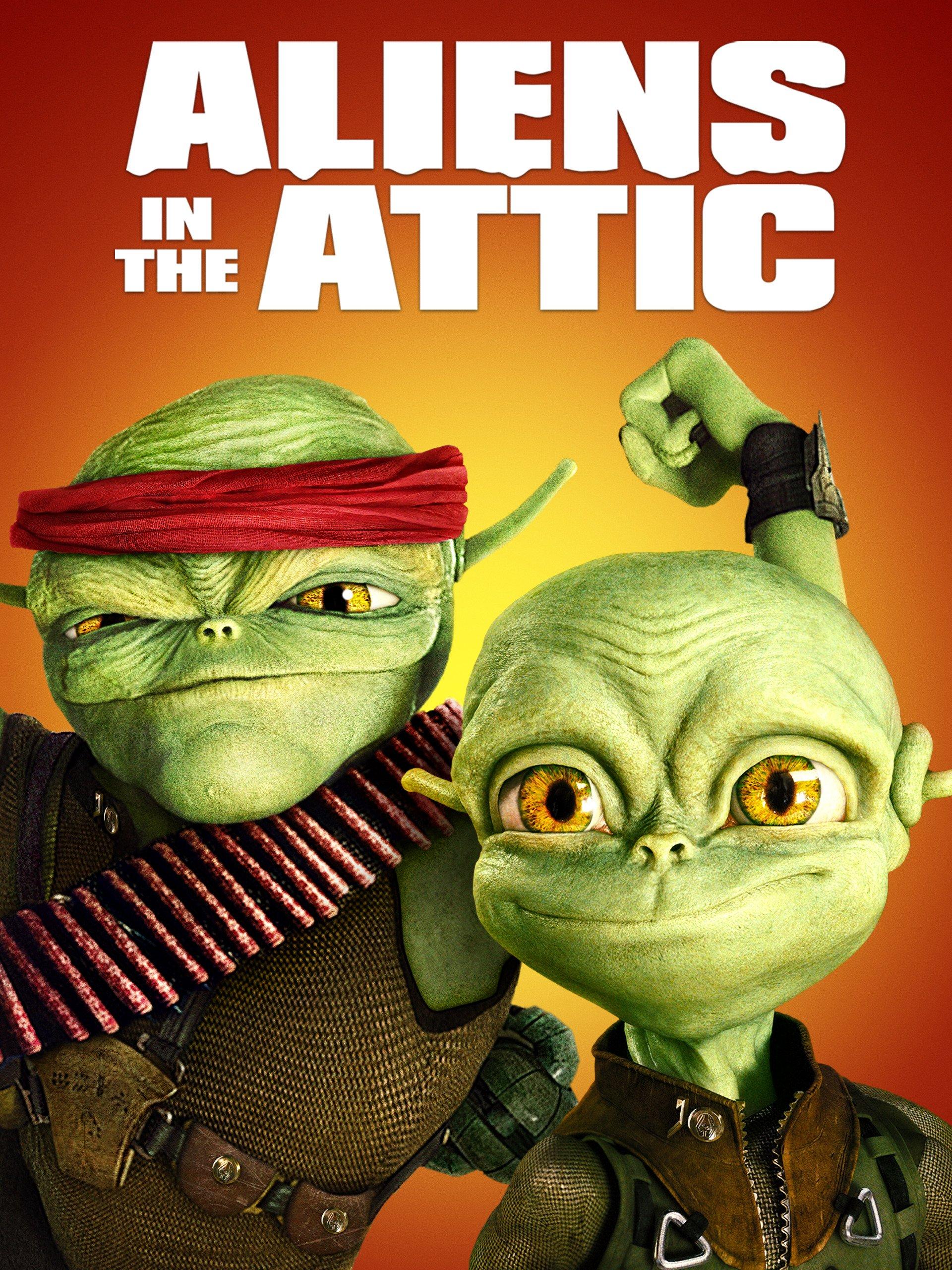 Amazoncom Watch Aliens In The Attic Prime Video