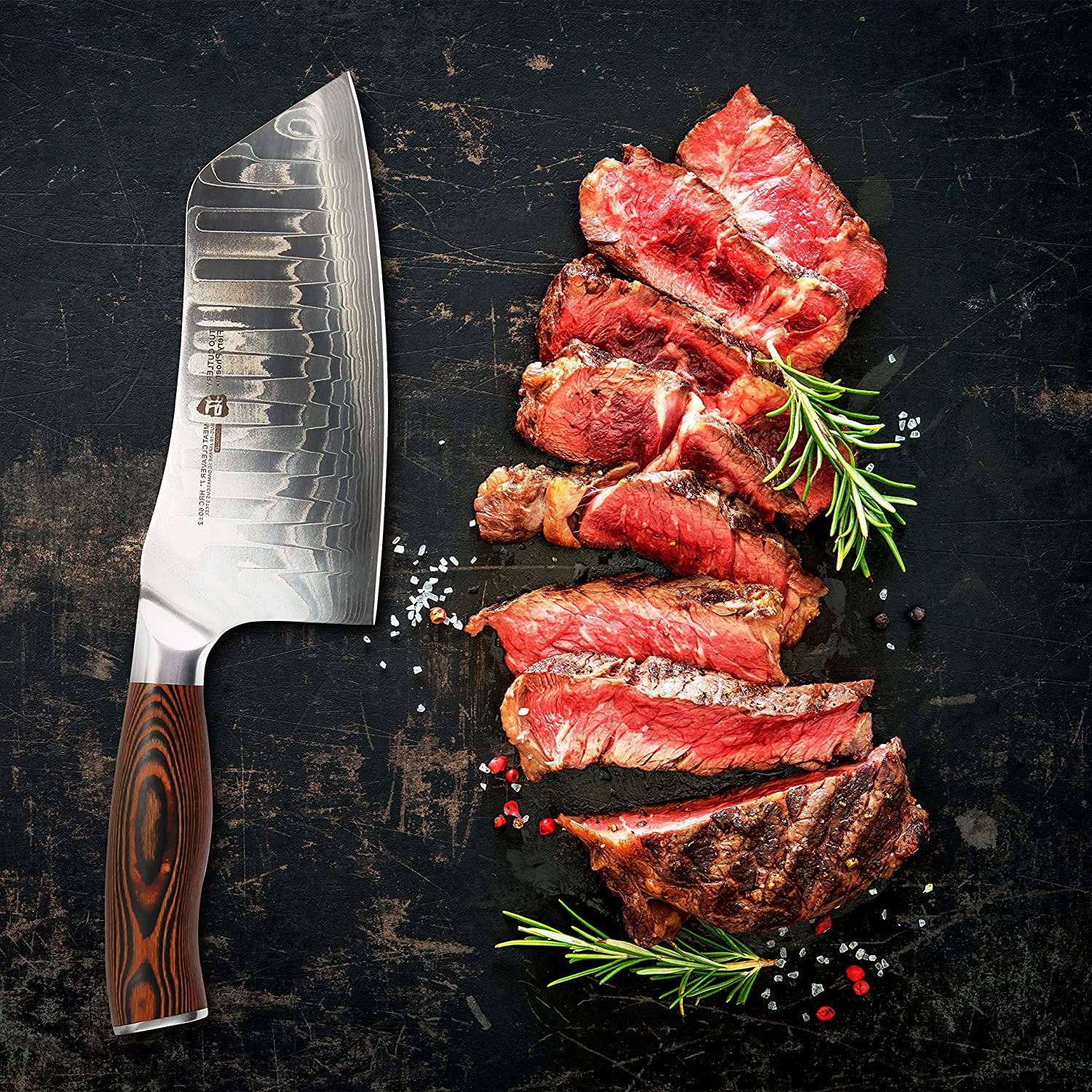 TUO Cutlery Cleaver Knife