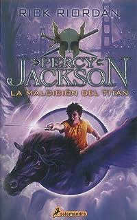Percy Jackson 03. La maldicion del titan (Percy Jackson y los dioses del Olimpo