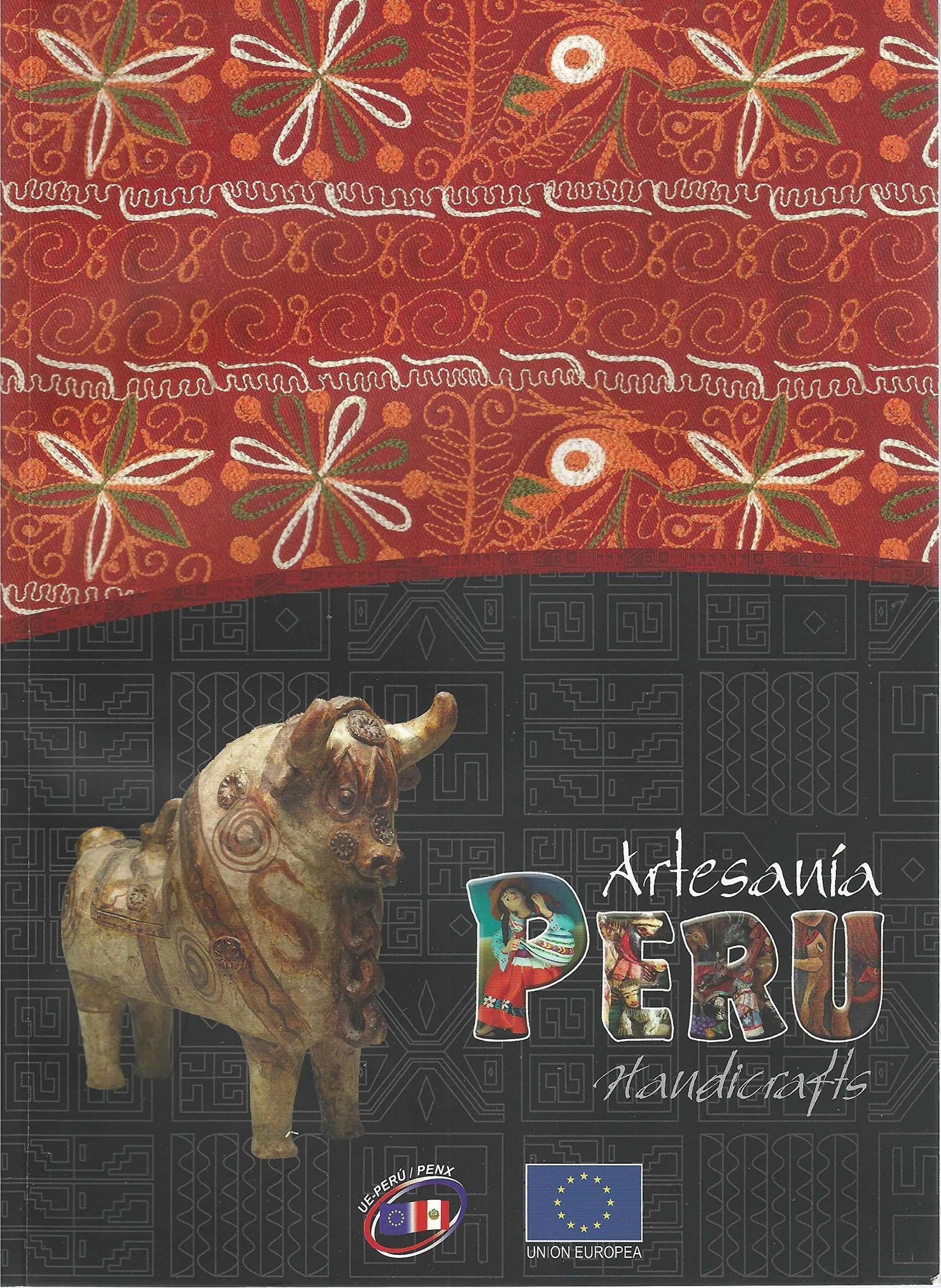 Artesania Peru Handicrafts Englishspanish Mercedes Araoz