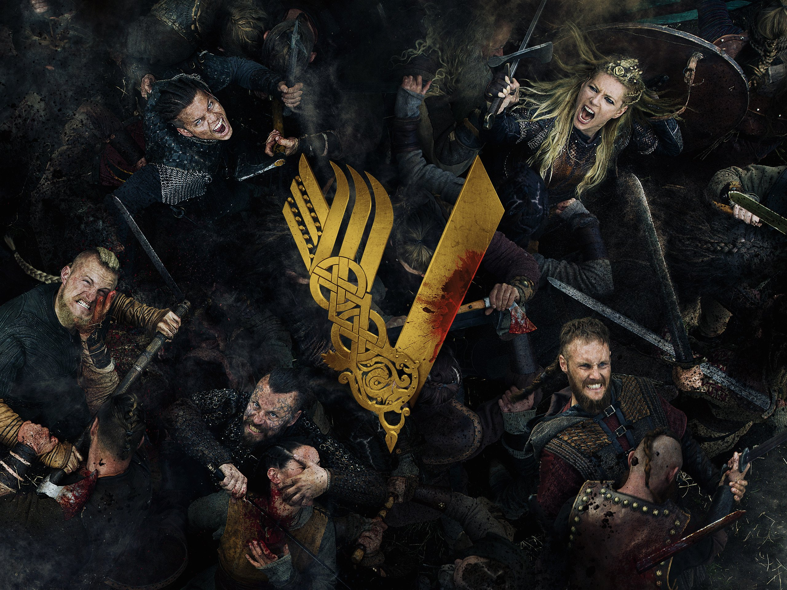 Amazon com: Watch Vikings: Season 5 - Part 1 | Prime Video