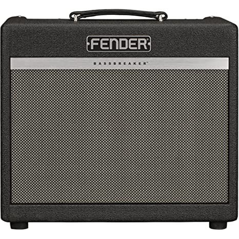 Fender Bassbreaker 15 Limited Edition Midnight Oil · Amplificador ...
