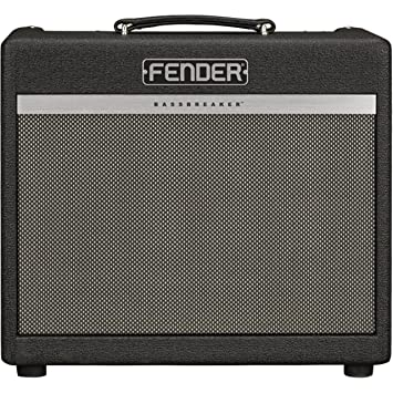 Fender Bassbreaker 15 Limited Edition Midnight Oil · Amplificador guitarra eléctrica: Amazon.es: Instrumentos musicales