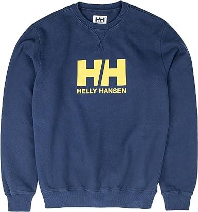 Helly Hansen Sweater Crew Neck Retro, Größe:2XL, Farbe:Evening ...
