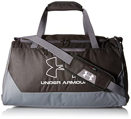 0cd938c45c9f Amazon.com  Under Armour Unisex Storm Hustle-r Small Duffle  Sports ...