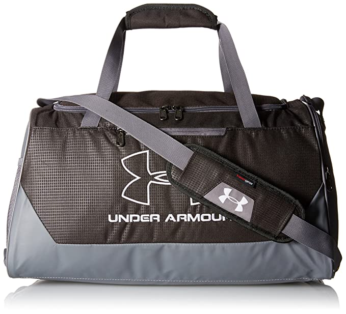 92cdd4f17a Amazon.com: Under Armour Unisex Storm Hustle-r Small Duffle: Clothing