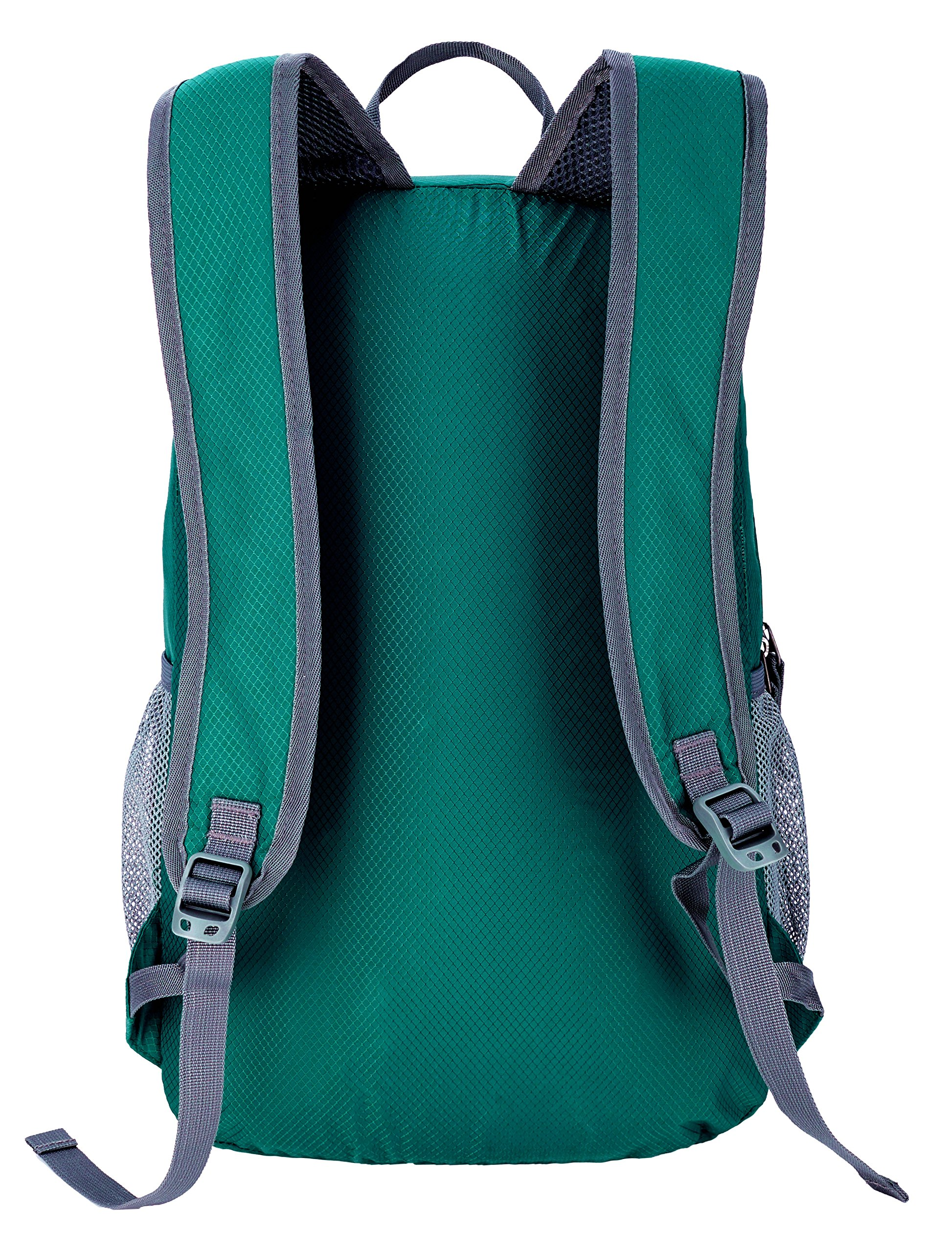 Venture Pal 25L Travel Backpack - Durable Packable Lightweight Small Backpack Women Men (Green) … by Venture Pal (Image #5)