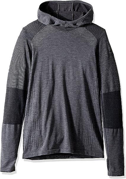 Adidas Mens Climaheat Running Sweatshirt
