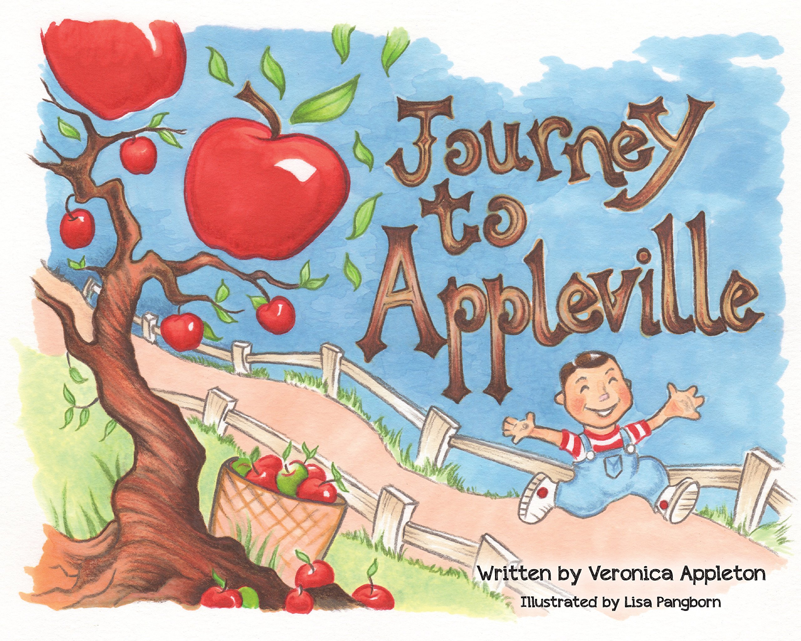 Journey To Appleville: Veronica Appleton: 9781631778933: Amazon: Books