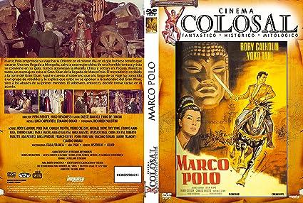 Marco Polo [DVD]: Amazon.es: Rory Calhouin, Yoko Tani, Piero ...