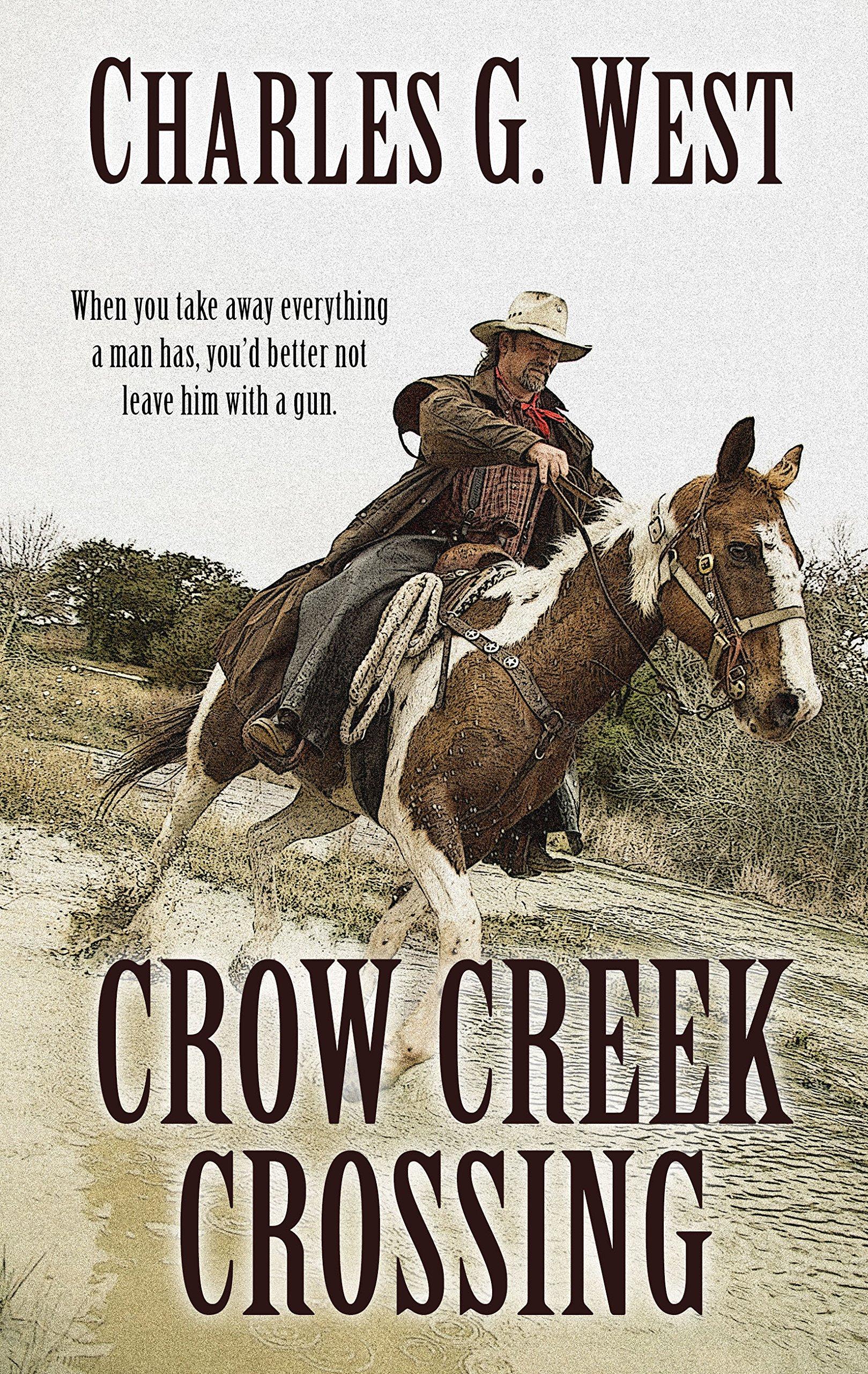 Download Crow Creek Crossing (Thorndike Press Large Print Western) ebook