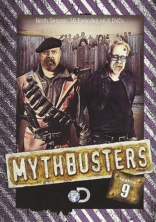 mythbusters staffel 8