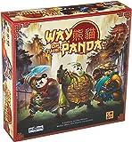 Cool Mini or Not Way of The Panda, Board Game