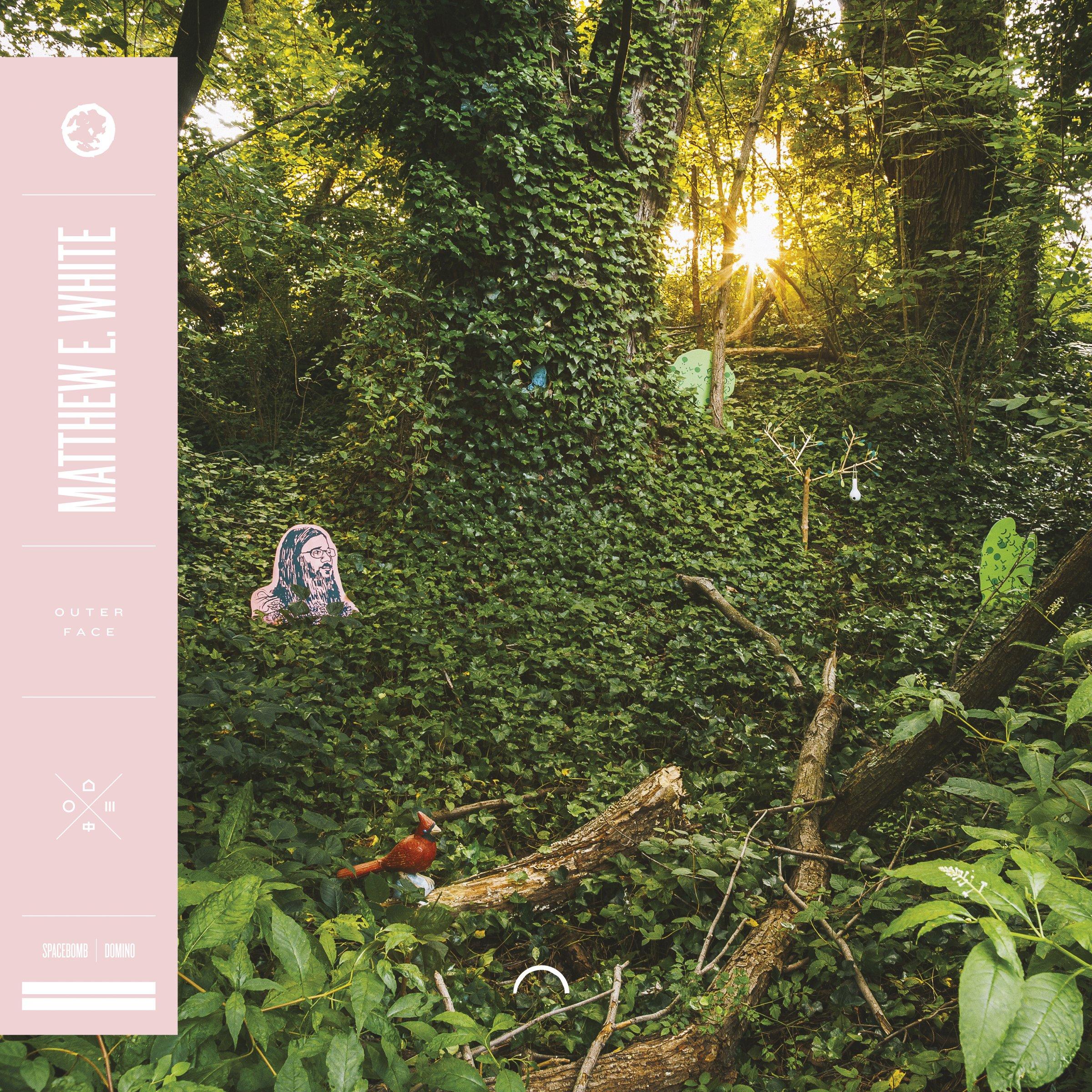 Vinilo : Matthew E. White - Outer Face (Downloadable Bonus Tracks)