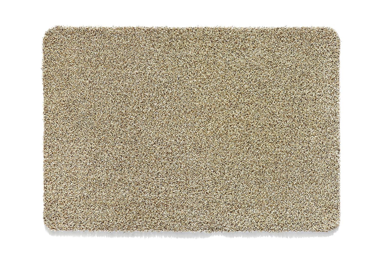 Linen Muddle Mat 30 x 20 Cotton Indoor Rug