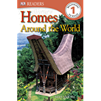 Homes Around the World (DK Readers Level 1)