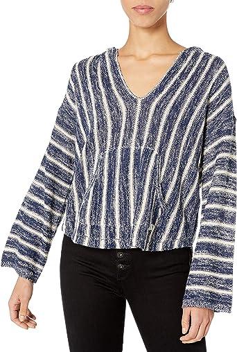 Billabong Womens Weekend Lover Hooded Sweatshirt