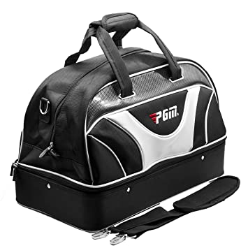 ac2672766831 PGM Golf Duffle Bag With Seperated Shoes Storage, Sports Carrying ...