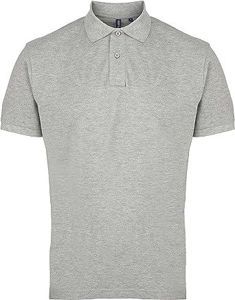 Asquith Fox camisa de Polo para hombre AQ010 Gris gris medium: Amazon.es: Ropa y accesorios
