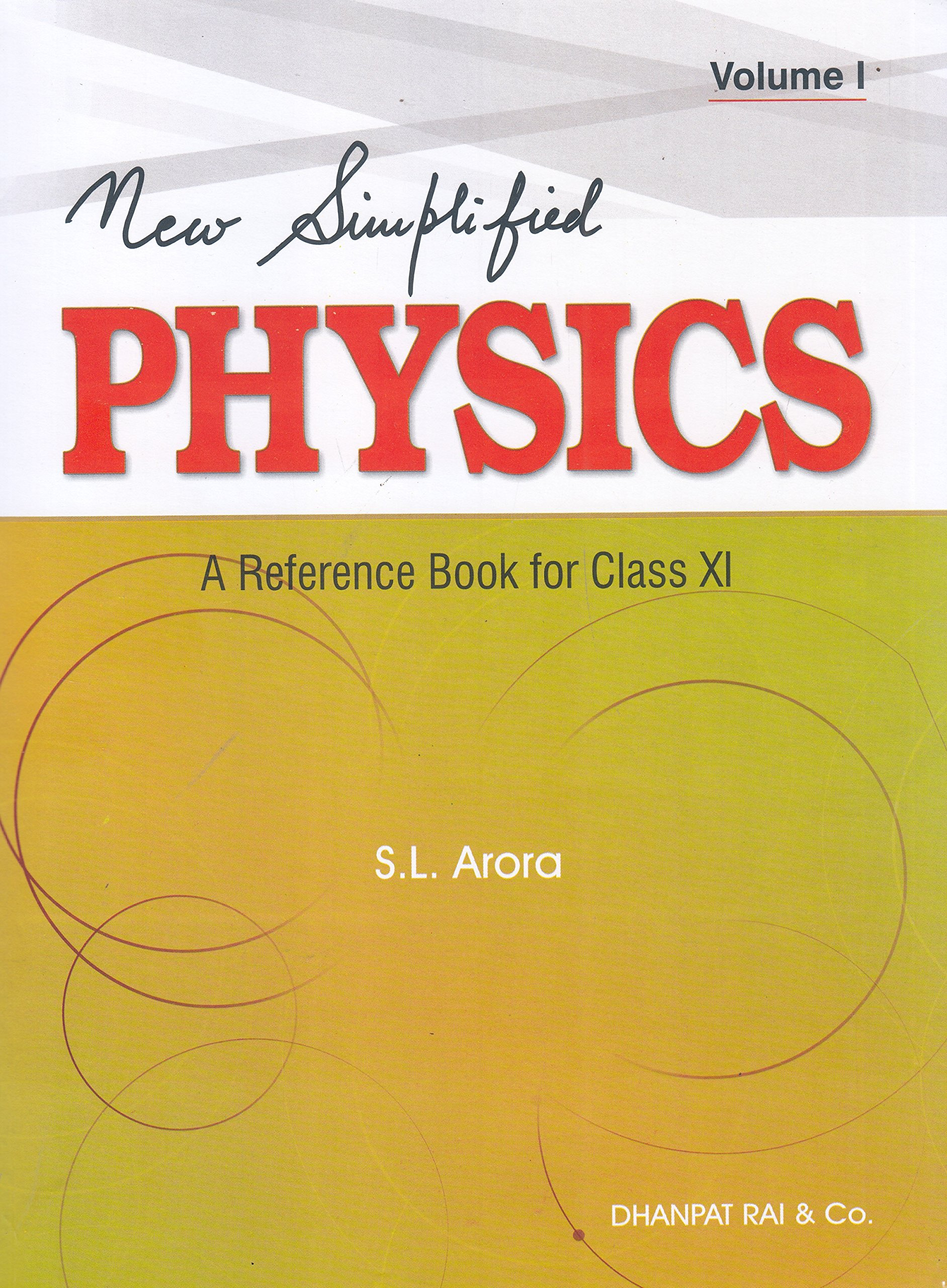 Buy new simlified physics a reference book for class 11 volume i buy new simlified physics a reference book for class 11 volume i ii book online at low prices in india new simlified physics a reference book for fandeluxe Gallery
