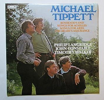 Michael Tippett Philip Langridge John Constable Timothy Walker