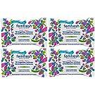 Femfresh - 500952 Intimate Hygiene Wipes - Pocket Size - 4 Packs of 10 Wipes