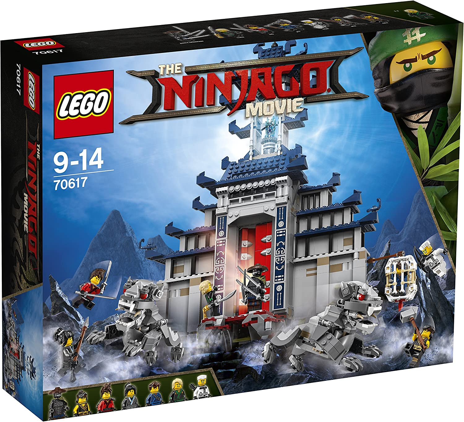LEGO Ninjago - Temple of The Ultimate Weapon