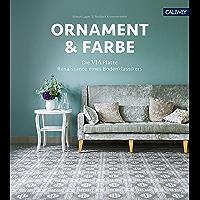 Ornament & Farbe: Die VIA Platte - Renaissance eines Bodenklassikers