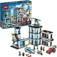 LEGO City Police Station 60141 Building Kit (894 Piece)