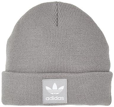 Bonnet adidas \u2013 Logo gris/blanc taille OSFY (Taille pour les enfants)