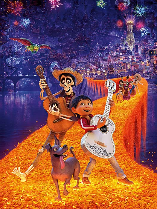 Coco Movie Poster Standard Size 18×24 inches