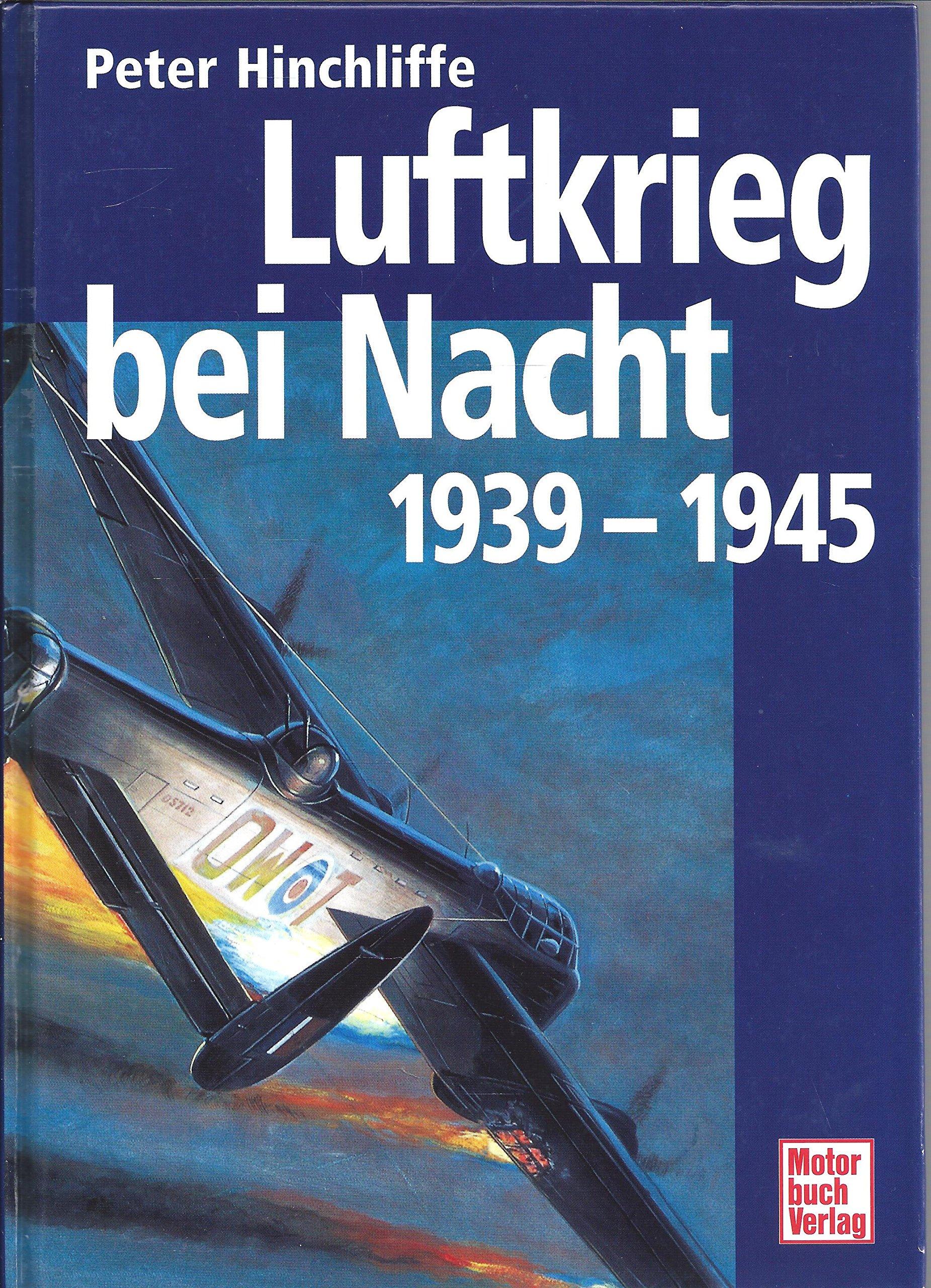 Luftkrieg bei Nacht 1939-1945