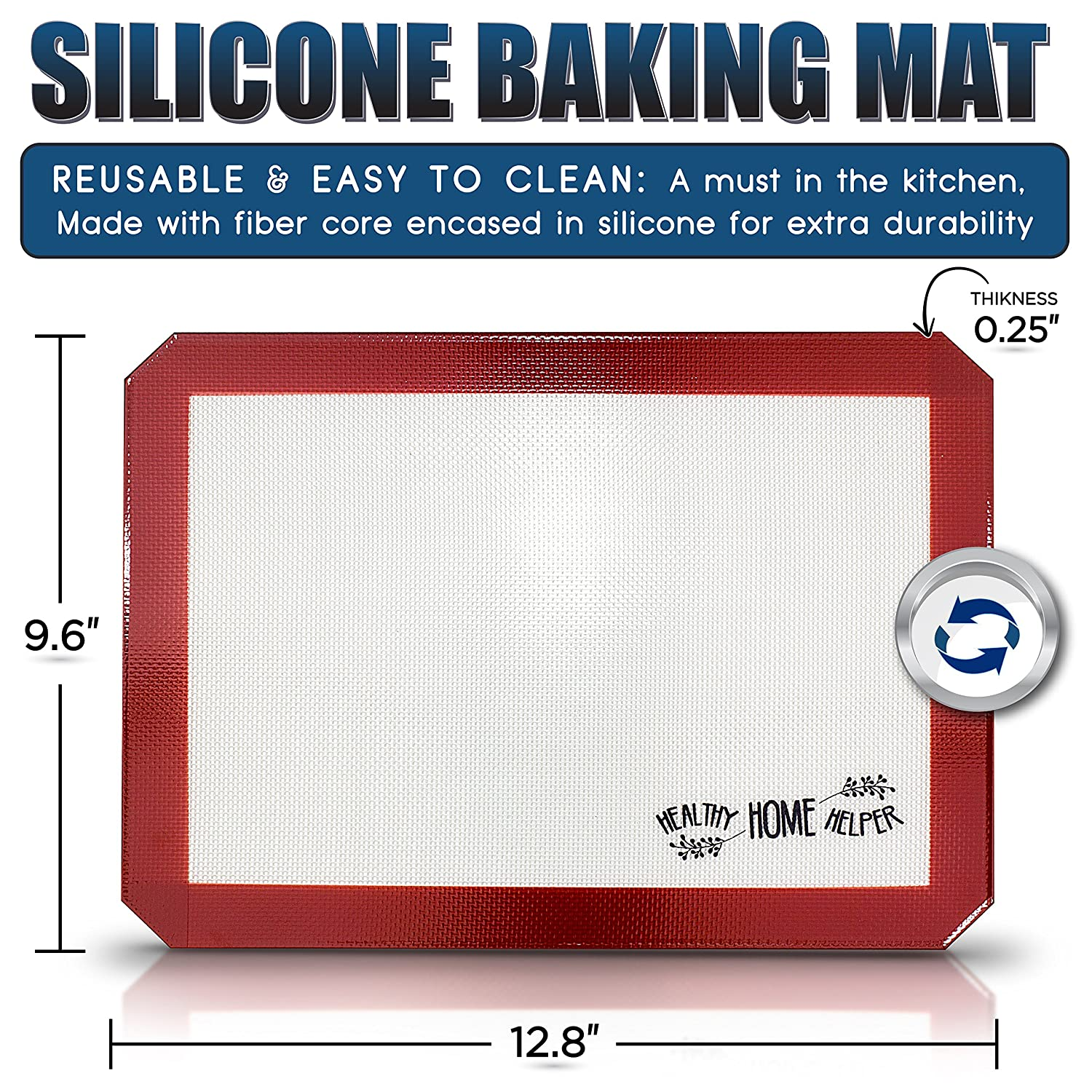 Sheet Pan 15.5 X 11.5 and Cake. Extra Durable Cookie Sheet Vegetables for Roasting Bacon Oven Safe Non-Toxic Heavy Duty Bake Ware Stainless Steel Sheet Pan 15.5 x 11.5 inch