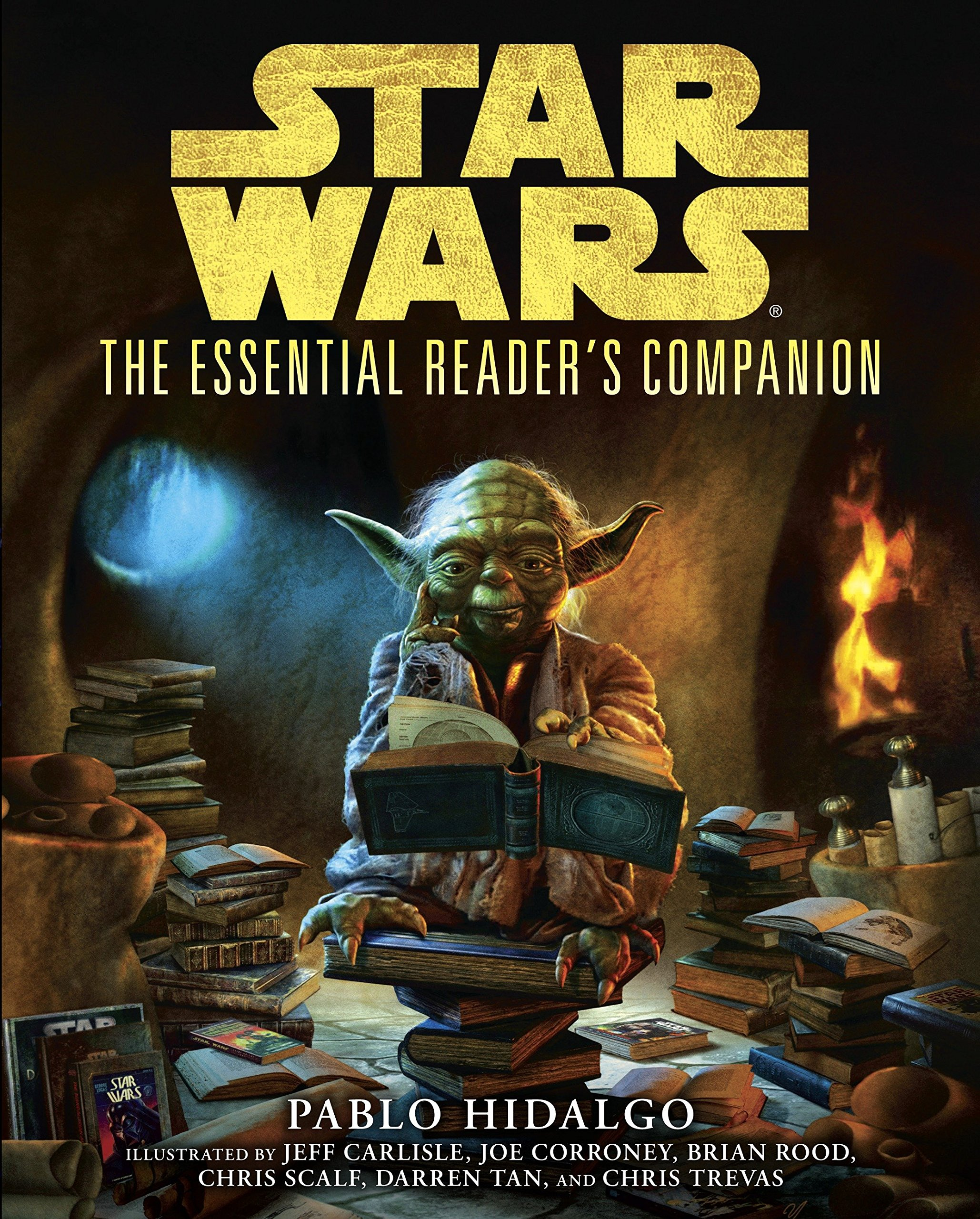 The Essential Reader's Companion (Star Wars) (Star Wars