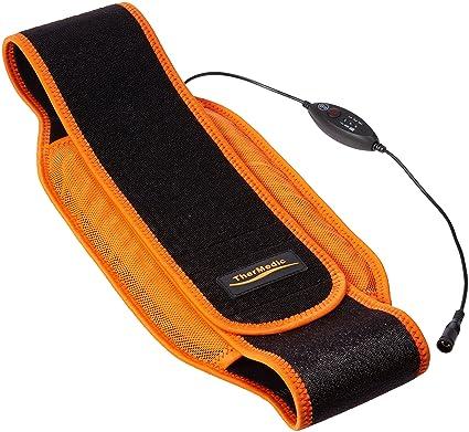 Thermedic Pw140L - Almohadilla térmica eléctrica con infrarrojo para nuca, cervical, espalda y hombros