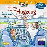 LESEMAUS 147: Unterwegs mit dem Flugzeug
