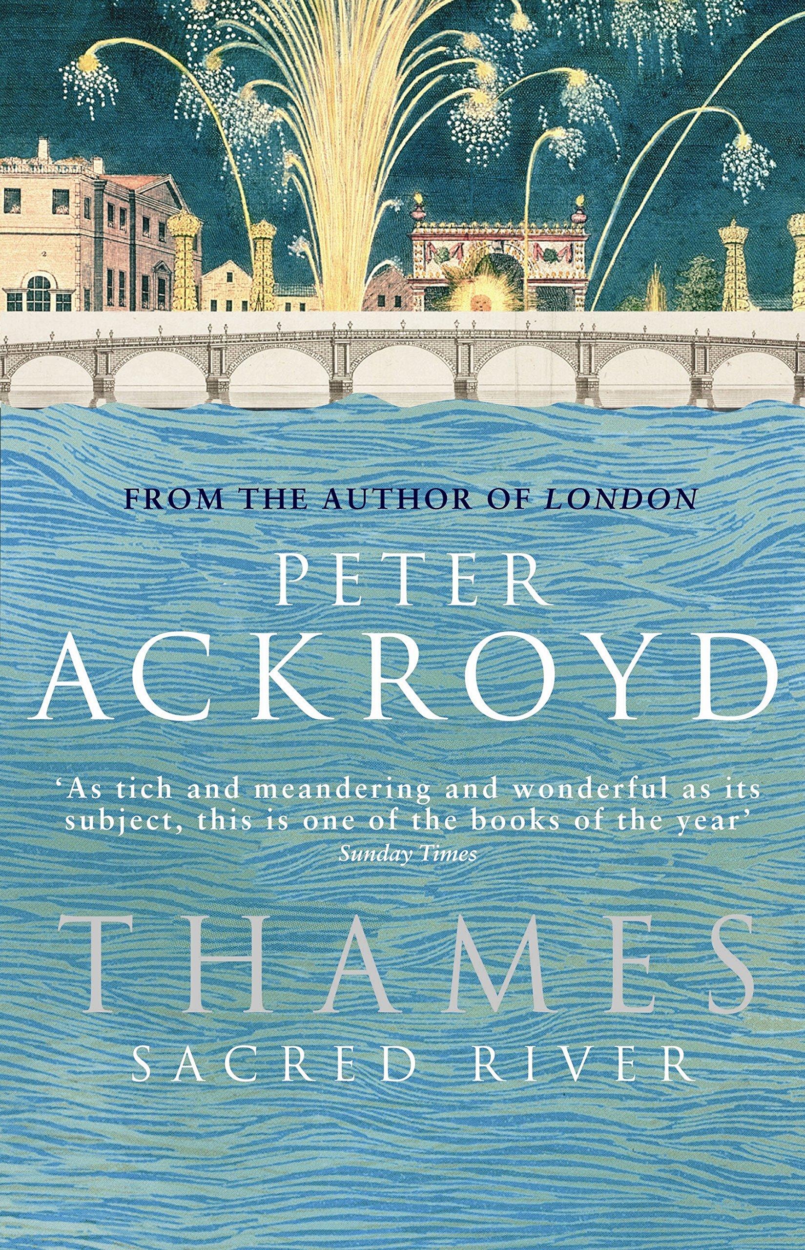 Thames: Sacred River ebook