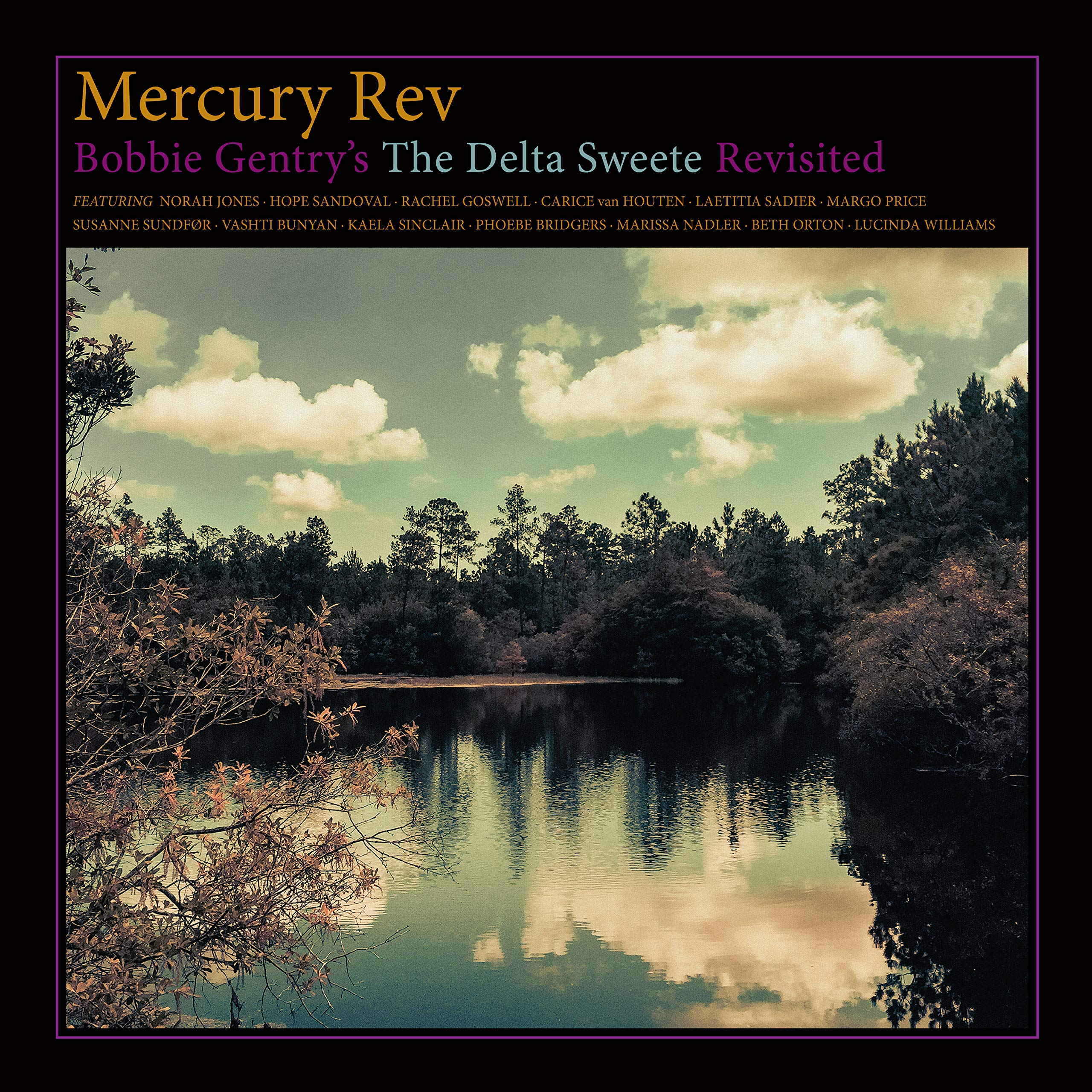 CD : Mercury Rev - Bobbie Gentry's The Delta Sweete Revisited (CD)