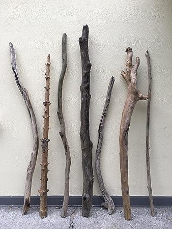 7 Riessige Treibholz Aste Wurzeln 165cm Bis 150cm Holzer Aus Den