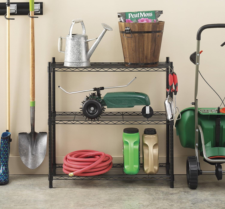 Amazon.com: Whitmor Supreme Estantería: Home & Kitchen