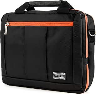 "VanGoddy Slim Laptop Sleeve Case Bag For 17.3/"" Dell Alienware 17R5 Inspiron 17"