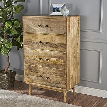 ubna natural dresser zin walnut mila dovetailed wood home peroba reclaimed det