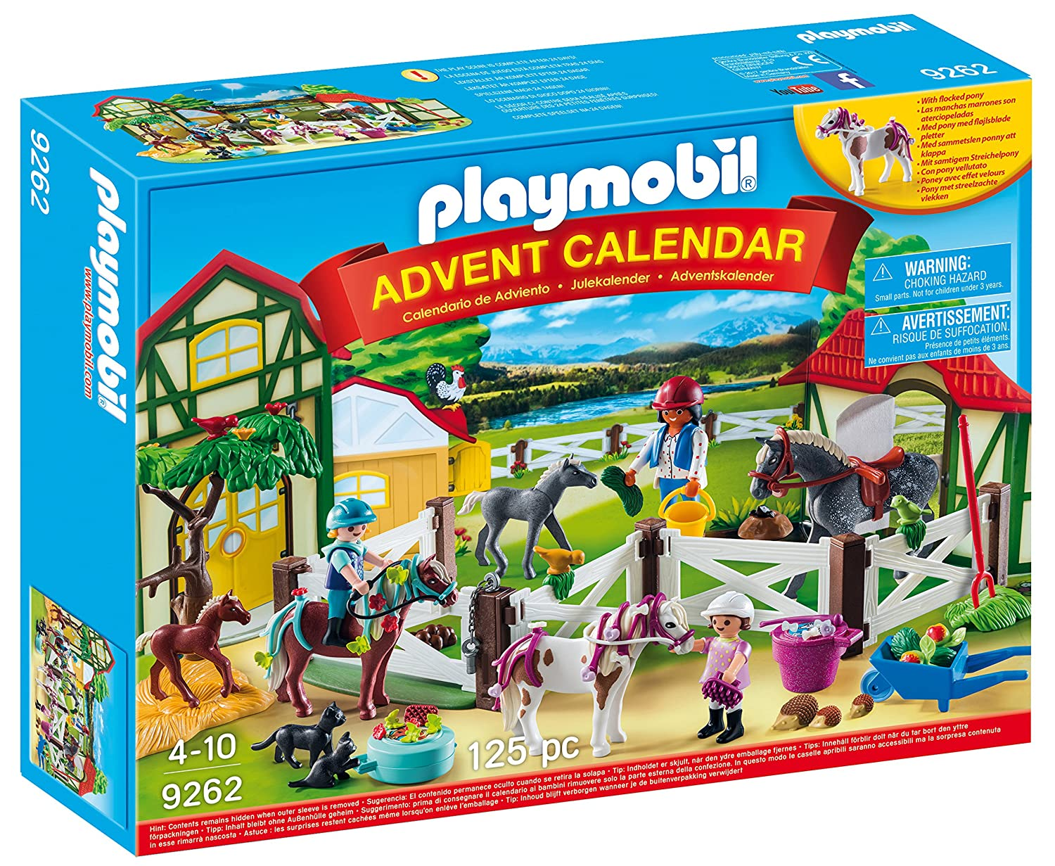 PLAYMOBIL Advent Calendar - Horse Farm