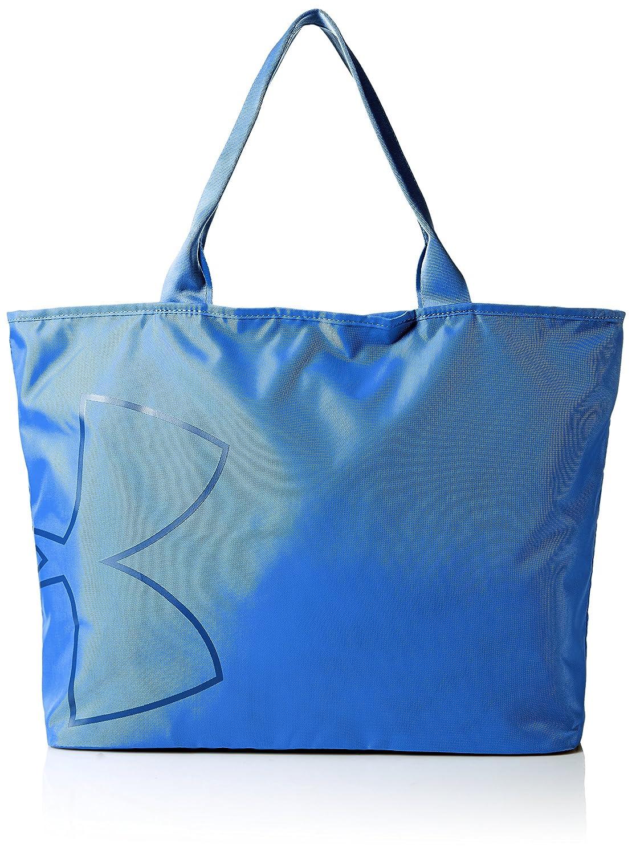 アンダーアーマー 女性用トートバッグ 大きなロゴ入り B019ZDRZ5UHeron/Water One Size